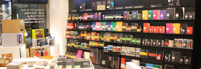 The Moleskine Lab