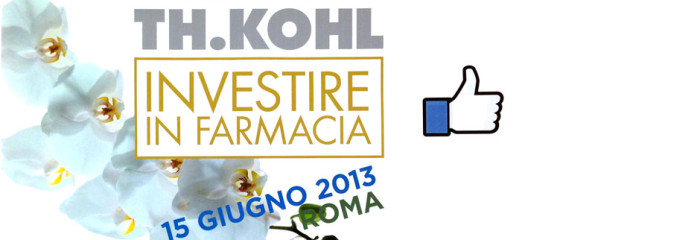 """Presentation by Francesco Morace at the first """"TH.KOHL Observatory. Investing in pharmacies"""""""