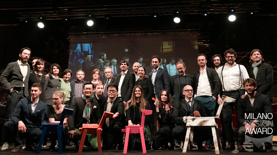 Future concept lab milano design award 2015 for Milano design award